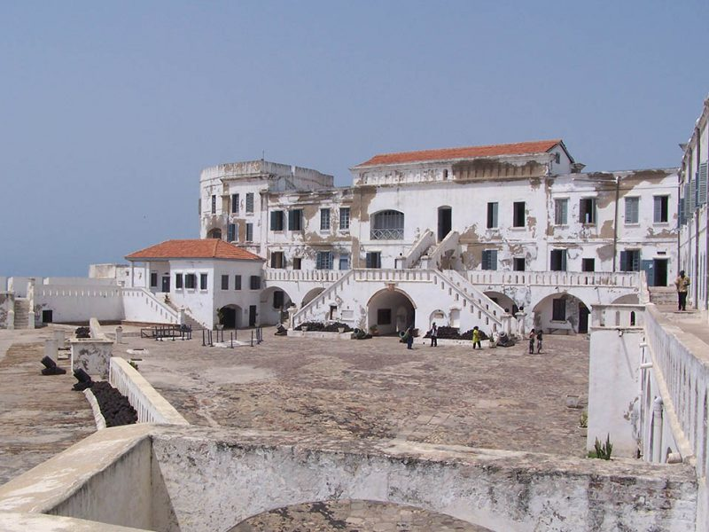 A Visit to Cape Coast Castle